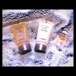 BNWOT Lancome 3-piece set